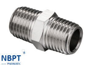 Pneumatic Plug Fittings for All Copper External Screw Thread pictures & photos