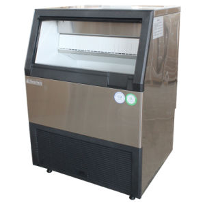 CE Approved 60kgs/24hrs Cube Ice Machine with PLC Control pictures & photos