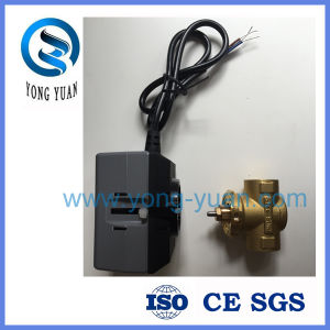 2-Way on/off Motorized Valve for Fan Coil (BS-838) pictures & photos