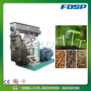 Animal Manure Organic Fertilizer Pellet Forming Machine pictures & photos