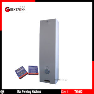 Condom or Toothbrush Vending Machine Tm-009 pictures & photos