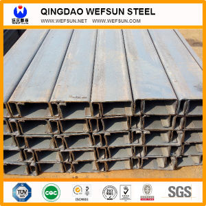 Wefsun Q195 Carbon Steel Structure C Lipped Channel Beam pictures & photos