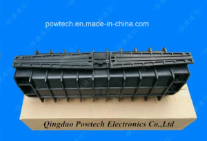 2in/2out Horizontal Type Splice Closure for Optical Fibers pictures & photos