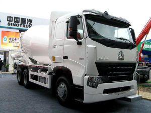 12m3 HOWO Concrete Mixer Truck pictures & photos