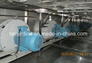 High Quality Fluidized Quick Freezer for Berries Vegetable Fruit Seafood pictures & photos