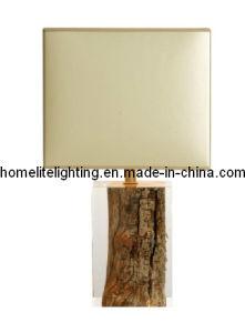lampe de tableau de projet avec base de tronc d 39 arbre la poly hlml1419 lampe de tableau de. Black Bedroom Furniture Sets. Home Design Ideas