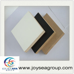 Factory Direct Supply MDF with Melamine Paper pictures & photos