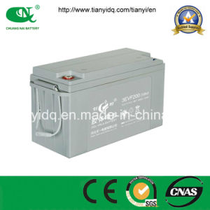 6V200ah Electric Car Sealed Lead Acid Battery