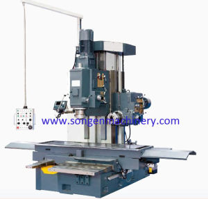Table 2400X650mm Universal Vertical Boring and Milling Machine pictures & photos