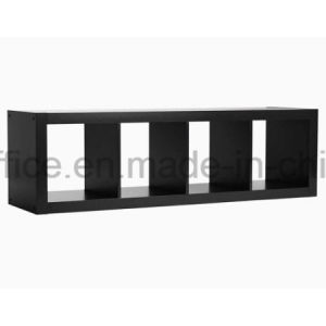 Multiple Colors Home Furniture 4-Cube Organizer/Bookcase/Bookshelf for Storage (Z150706-F) pictures & photos