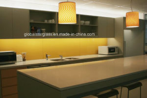 5mm 6mm Tempered Glass Splashbacks for Kitchens and Bathrooms with AS/NZS2208 pictures & photos
