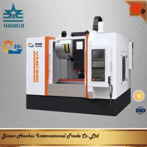 Vmc850L Vertical CNC Milling Machine for Metal pictures & photos