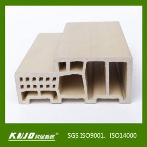 OEM/ODM Wood Plastic Composite WPC Door Frame/Door Jamb (TVSM-100) pictures & photos