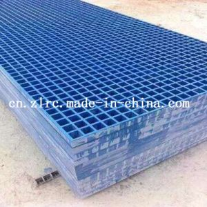 Fiberglass Grating for Chemical Plant /Water Rot Proof FRP Grating pictures & photos