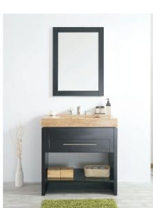 New Design Modern Style Bathroom Vanity, Bathroom Cabinet (DS11) pictures & photos