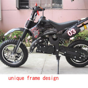 Children Sole Design Fram 49cc Dirt Bike, Pit Bike (ET-DB003) pictures & photos