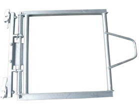 Single Panel Swing Gate for Ringlock Scaffolding System