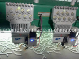 New Type 9 Needle Embroidery Machine pictures & photos