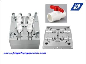 PVC Pipe Fitting Mould for Ball Valve pictures & photos