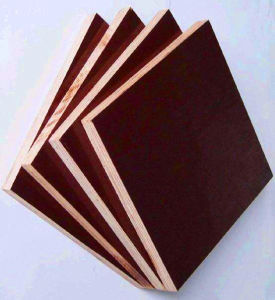 Premium 12mm Phenolic Glue Brown Film Faced Marine Plywood pictures & photos