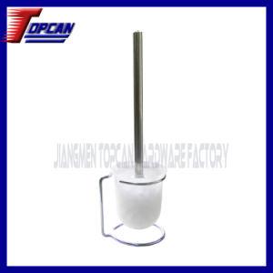 Bathroom Single Glass Toilet Holder