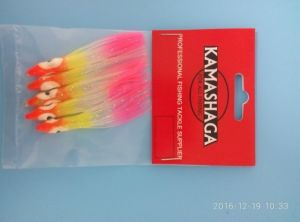 Wholesale 70mm (7 colors) Octopus Skirt, Octopus Lure Soft Bait Squid Fishing Lure pictures & photos
