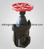 Cast Iron Flange 125lbs End Ball Valve pictures & photos