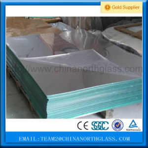China large panel 6mm 5mm 3mm silver mirror aluminum for Mirror manufacturers