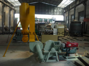 Super Quality Crushing Wood Waste Making Equipment pictures & photos