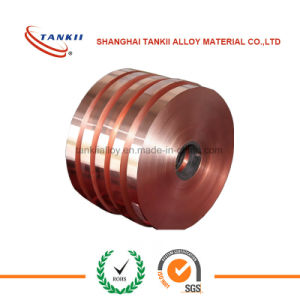 Cw111c/C70250 copper Nickel Strip/Plate CuNi2 Resistance Wire/strip pictures & photos