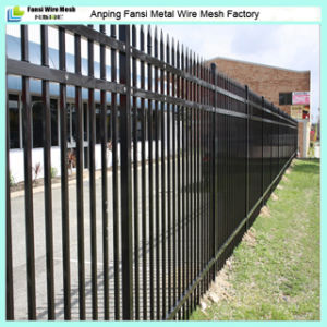 Wrought Iron Ornamental Tubular Fence pictures & photos