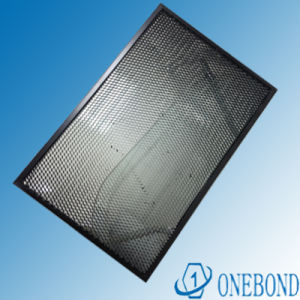 Aluminum Honeycomb Panel for Laser-Beam Cutter Panel pictures & photos