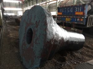 Forged Blowout Preventer Flat Die Forging Oil Extraction API Q1 pictures & photos