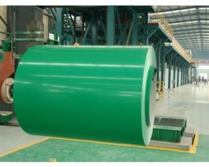 The Best Price Color Coated Steel Coil for India Importer pictures & photos