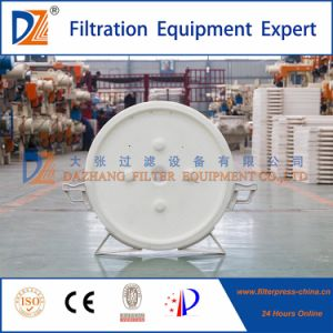 Round High Pressure Filter Plate pictures & photos