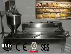Hot Sale Professional Commercial Stainless Steel Automatic Donut Machine pictures & photos