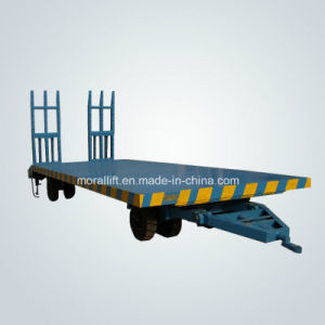 No power industrial usage transfer cargo trailer pictures & photos