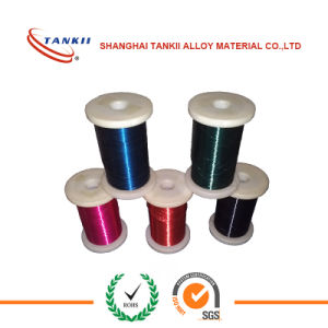 copper wire thermal class C / 200*C ANSI TYPE MW35C or IEC 317-13. Polyester-imide and polyamide-imide double coated enameled Winding wire pictures & photos