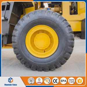 Road Construction Equipment 5t Wheel Loader with Hydraulic Transmission pictures & photos
