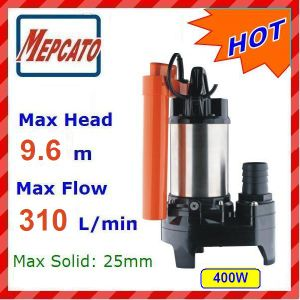 Vertical Magnetic Float Switch Pump