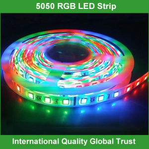 12V 5050 Flexible RGB LED Strip Lighting
