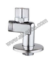 Zinc Brass Two Way Angle Valve pictures & photos