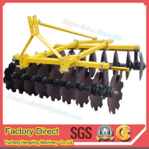 Farm Machinery Yto Tractor Mounted Agricultural Disc Harrow pictures & photos