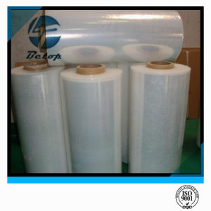 Clear Linear Low Density Polyethylene (LLDPE) Strech Film Rolls pictures & photos