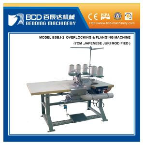 Overlocking and Flanging Machine for Mattress (BSBJ-2) pictures & photos
