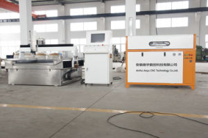 Gantry Type Water Jet Cutting Machine pictures & photos