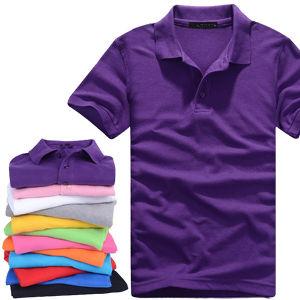 Men′s Fashion Leisure Sports Polo Shirt