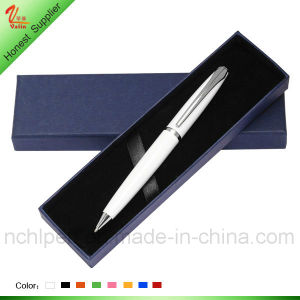 Pure Color Metal Pen for Gift Giving pictures & photos