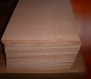 Okoume Marine Grade Plywood pictures & photos