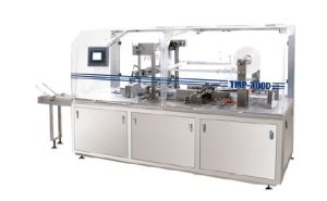 3D Transparent Film Packaging Machine